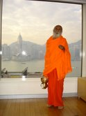 Swami Yogananda in Hong Kong